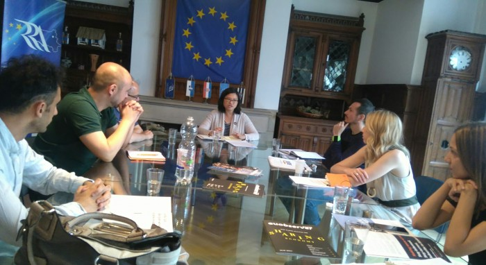 Talks in Brussels on the improvement of the state in chapters 23 and 24